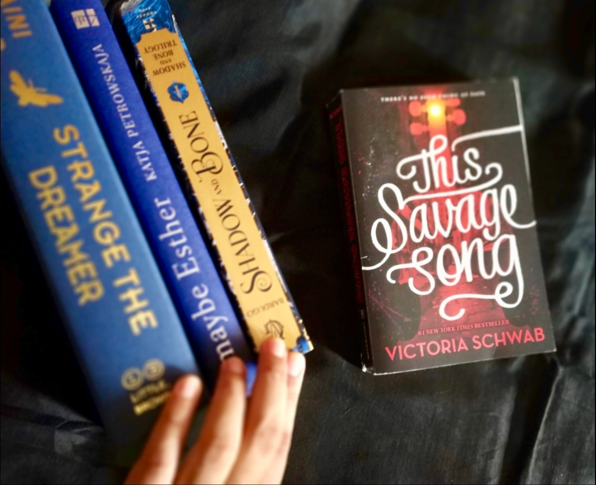 Review of This Savage Song (Monsters of Verity, #1)  by VictoriaSchwab
