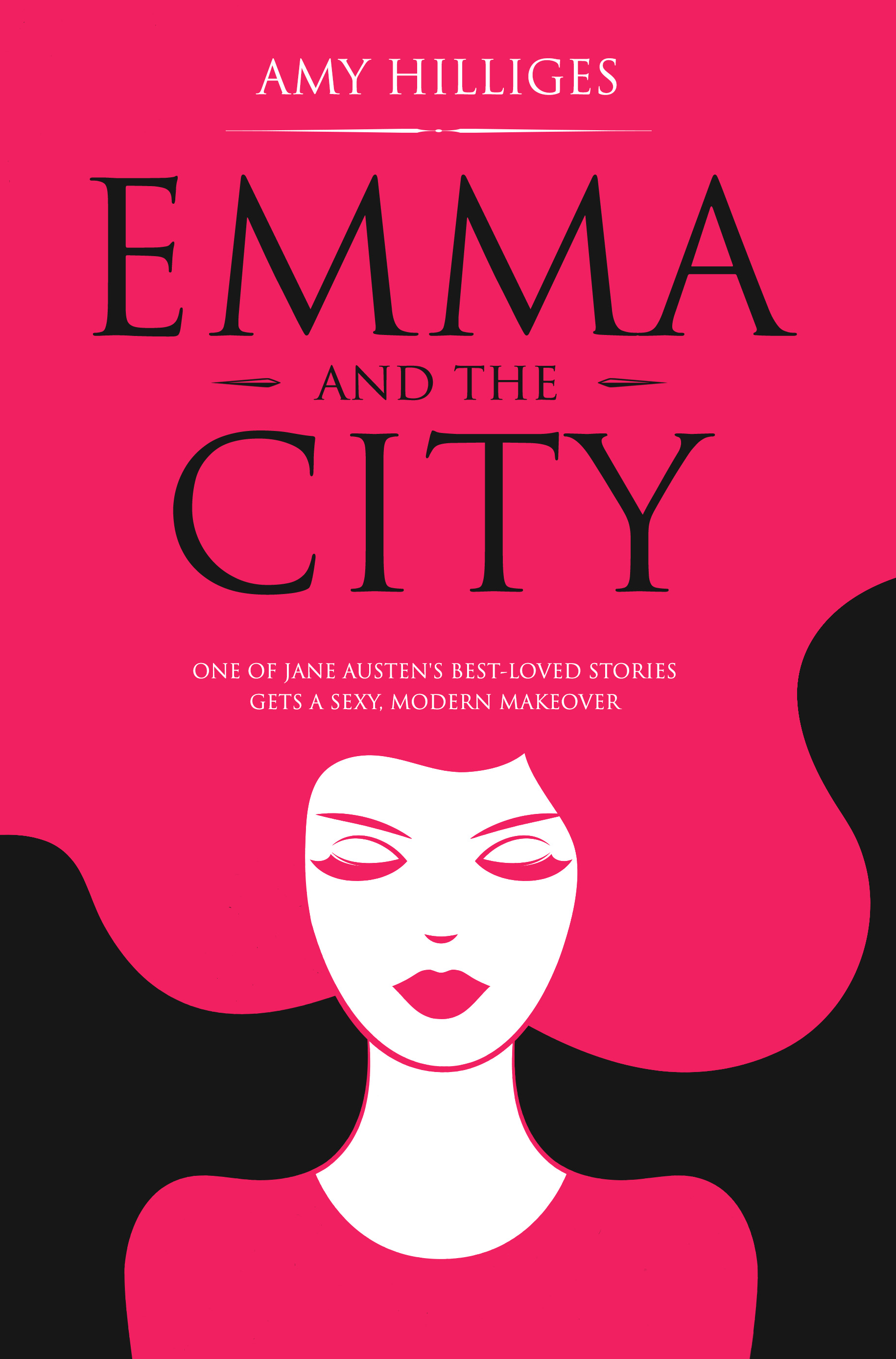 Emma and the City cover