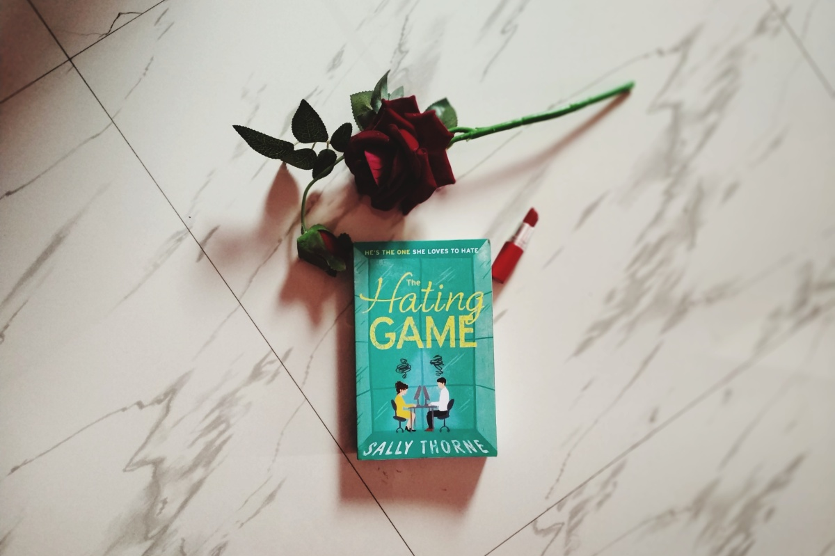 Review: The Hating Game by SallyThorne