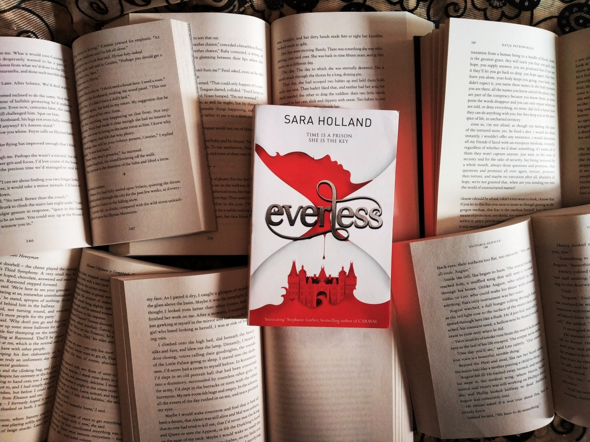 Review: Everless by SaraHolland