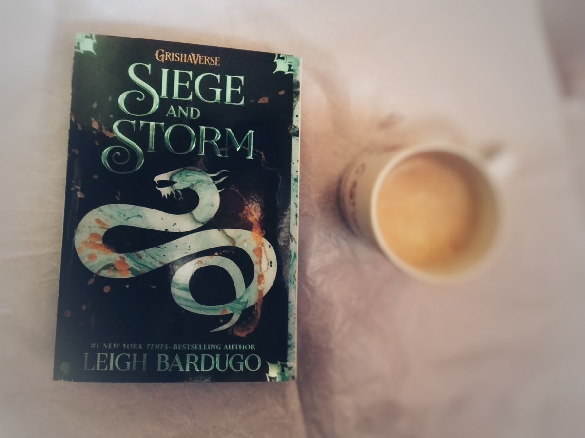 Review of Siege And Storm by LeighBardugo
