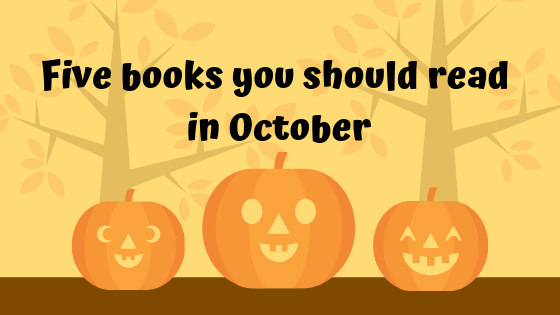 Five books to read thismonth