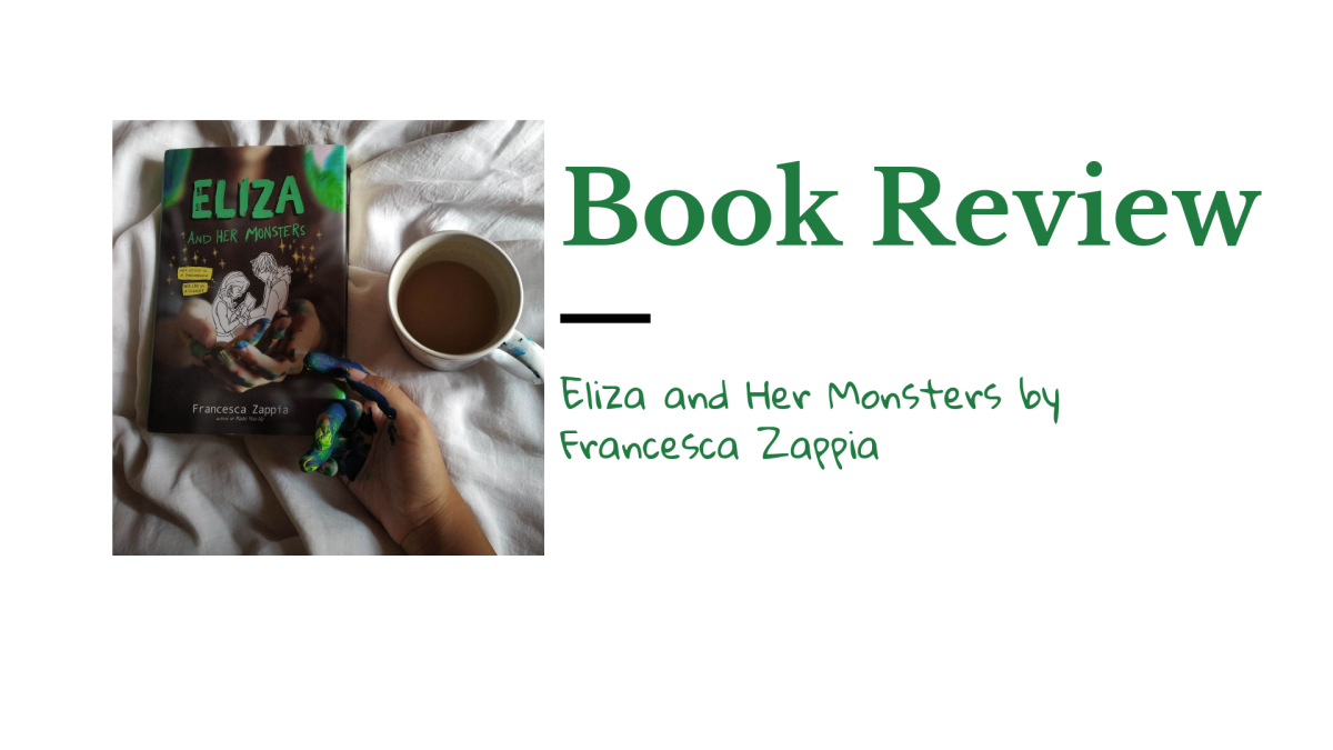 There are Monsters in the sea | Review: Eliza and Her Monsters by FrancescaZappia