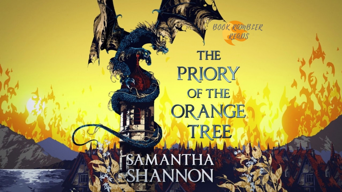 The Priory is an epic fantasy with a remarkable storyline, l​egendar​​​​y characters a​n​d magical trees