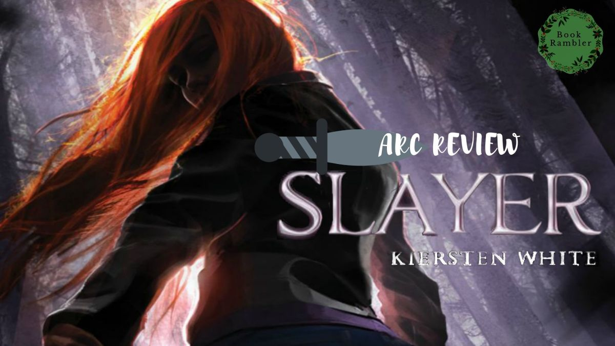 Buffy is the last Slayer or is she? | ARC Review: Slayer by KierstenWhite