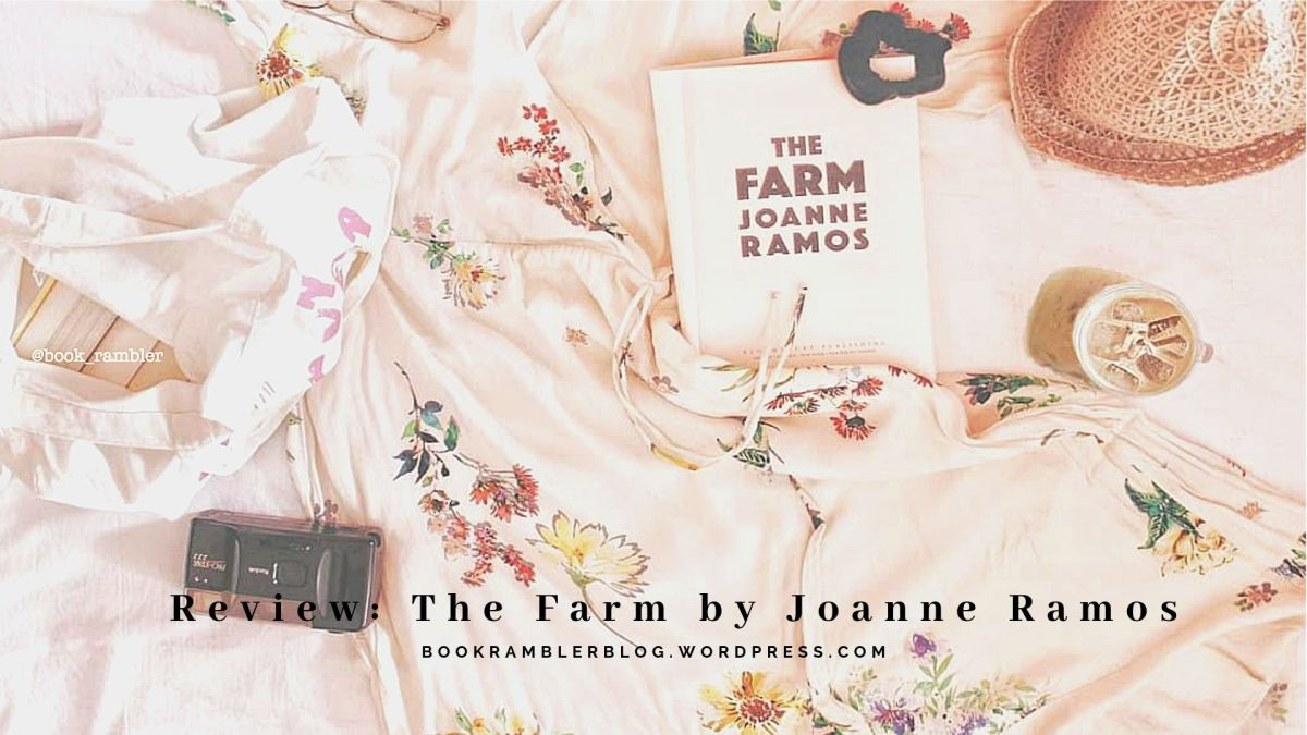 Are you willing to loan your womb for a few months? | Review: The Farm by JoanneRamos