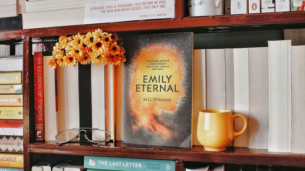 Not an Artificial Intelligence, but an Artificial Consciousness | Review: Emily Eternal by M.G. Wheaton