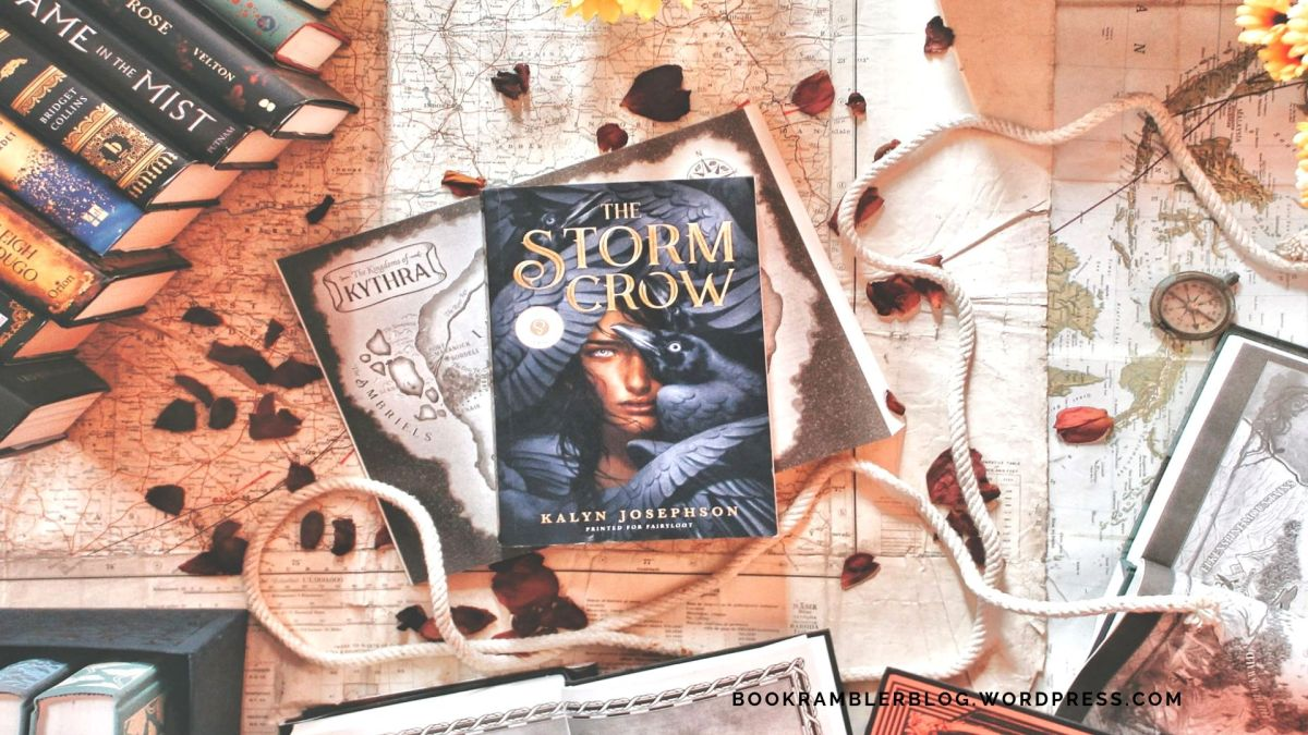 Blog Tour: The Storm Crow by Kalyn Josephson | Review & INTGiveaway