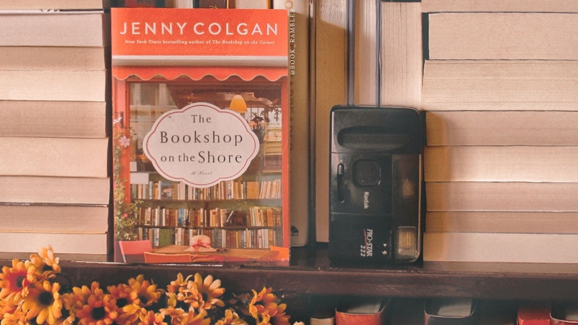 Review: The Bookshop on the Shore(Scottish Bookshop #2), written by Jenny Colgan