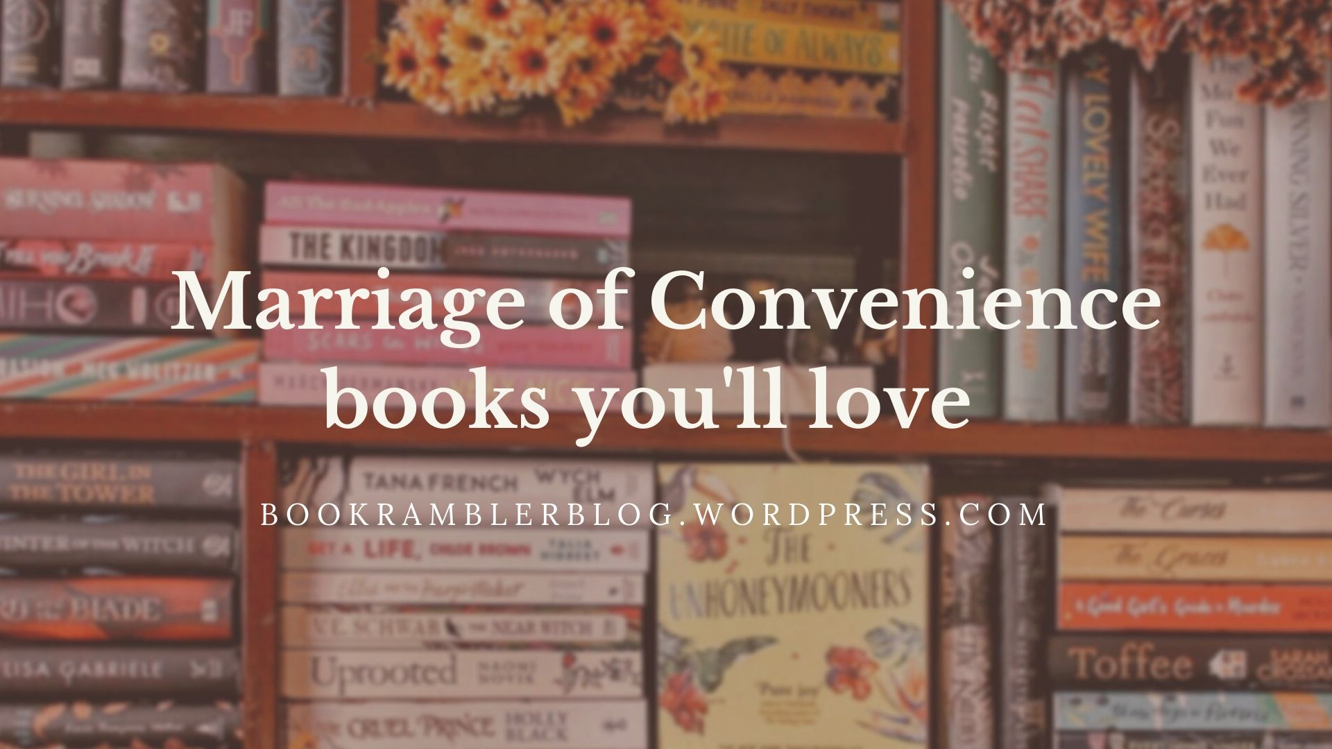 Five Marriage of Convenience books you'll love